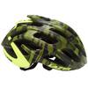 Lazer Blade Helmet mat camo/flash yellow